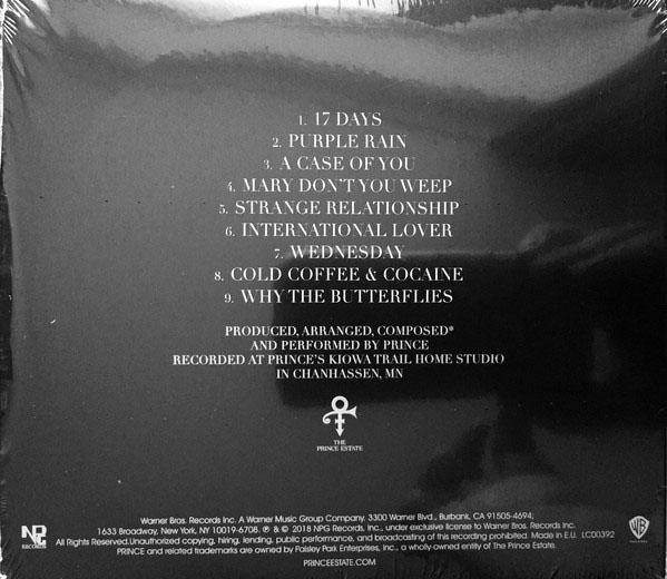 Albums CD PRINCE
